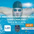 "24. LEN INTERNATIONAL SWIMMING MEETING ""SAMIR ĆIRAK-ĆIRO"", TUZLA 09.11.2019. Organized by: Swimming Club ""Zmaj-Alpamm"" Tuzla GSM: ++ 387 61 729 000 E-mail: pkzmaj@gmail.com Web: www.pkzmaj.com Facebook: Plivački Klub Zmaj-Alpamm   Date of the […]"