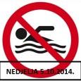 Zbog bajramskih praznika, u nedjelju 05. oktobra 2014. godine neče se održati treninzi takmičara i škole plivanja/rekreacije. Nakon nedjelje treninzi u svim sekcijama se nastavljaju normalno.