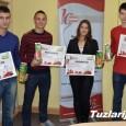 Četvero mladih tuzlanskih sportista dobitnici su stipendije za školsku 2013/14. godinu koje je obezbijedila Fondacija tuzlanske zajednice iz Vitalis Fonda. Riječ je o prvom privatnom -tematskom fondu koji ima za […]