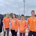 U subotu 13.07.2019. godine u Vrbasu (Srbija) je održan 10. Međunarodni plivački miting ''Bjelica'' kup 2019. Na ovom takmičenju učestvovalo je 398 takmičara iz 24 kluba i 4 države Mađarske, […]