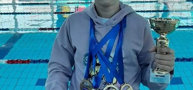 """U subotu 25.09.2021. god. u Sarajevu je održan 6. Međunarodni plivački miting """"Sharks Kup 2021"""". Plivalo se na malom (25 m) bazenu """"Otoka"""" sa elektronskim mjerenjem vremena. Na mitingu je […]"""